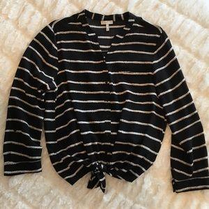 Joie 100% silk shirt